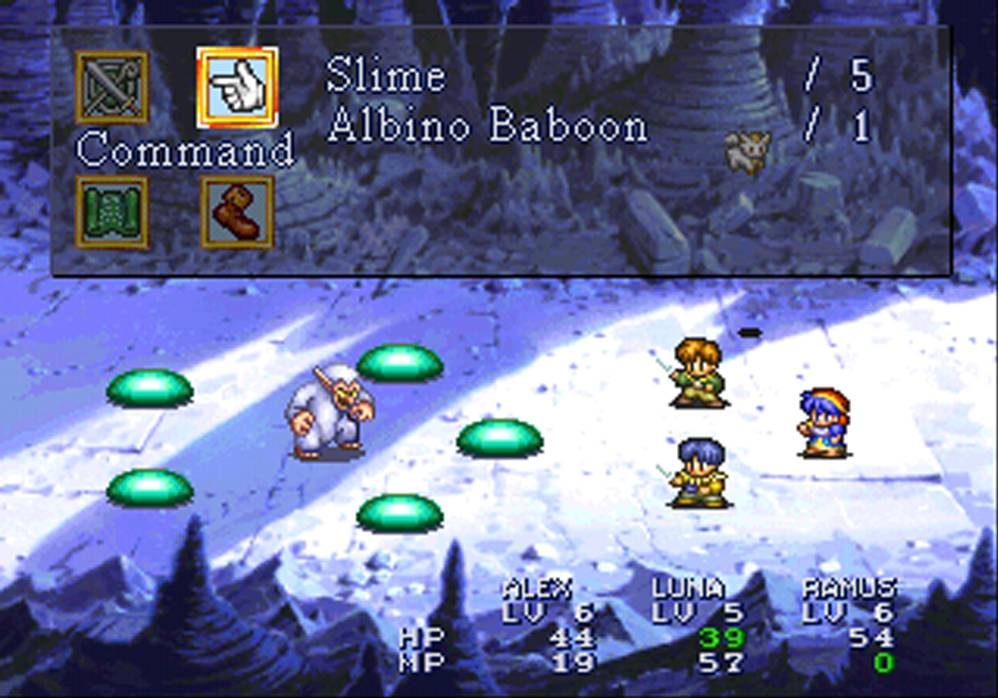 Image result for lunar silver story ps1